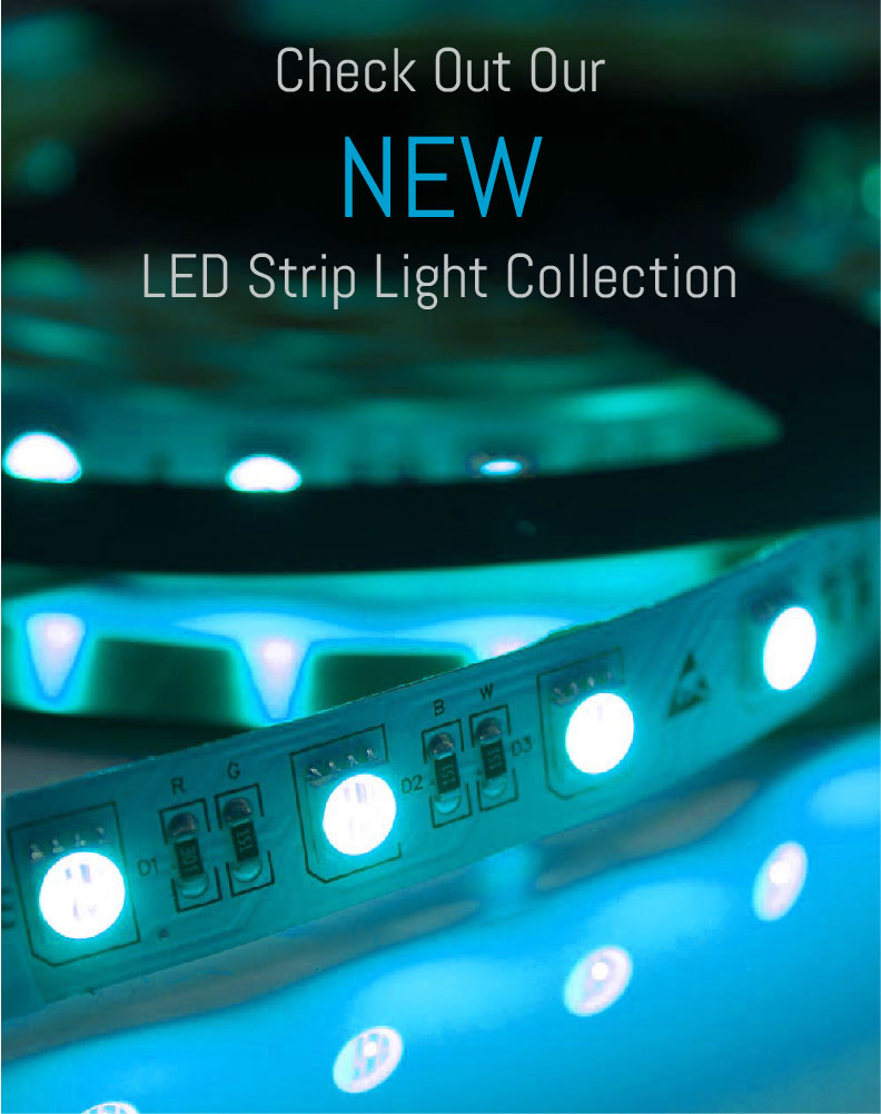 New High CRI LED Strips