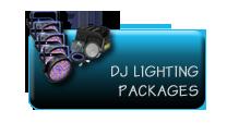 DJ Lighting Packages