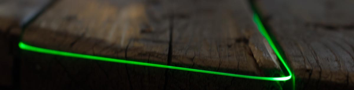 Laser Wire® Cable is Brighter Than EL Wire, Lighter, Lasts Longer ...