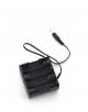 Simple AA Battery Holder Ellumiglow