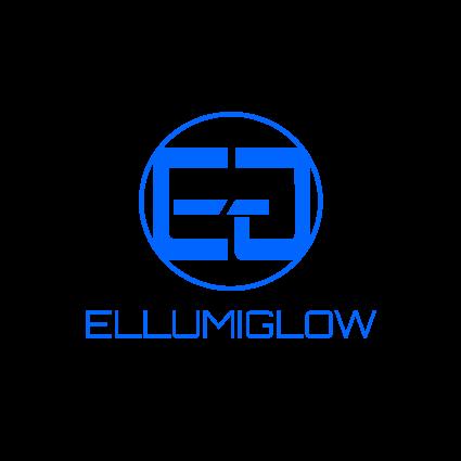 Ellumiglow Bawdy Blue EL Wire