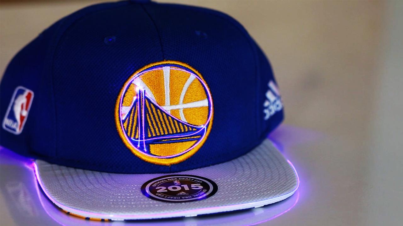 Laser Wire™ in a hat