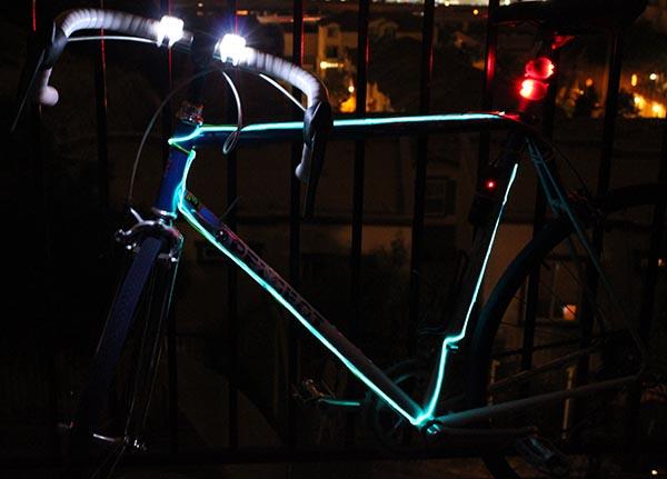el wire bike kit