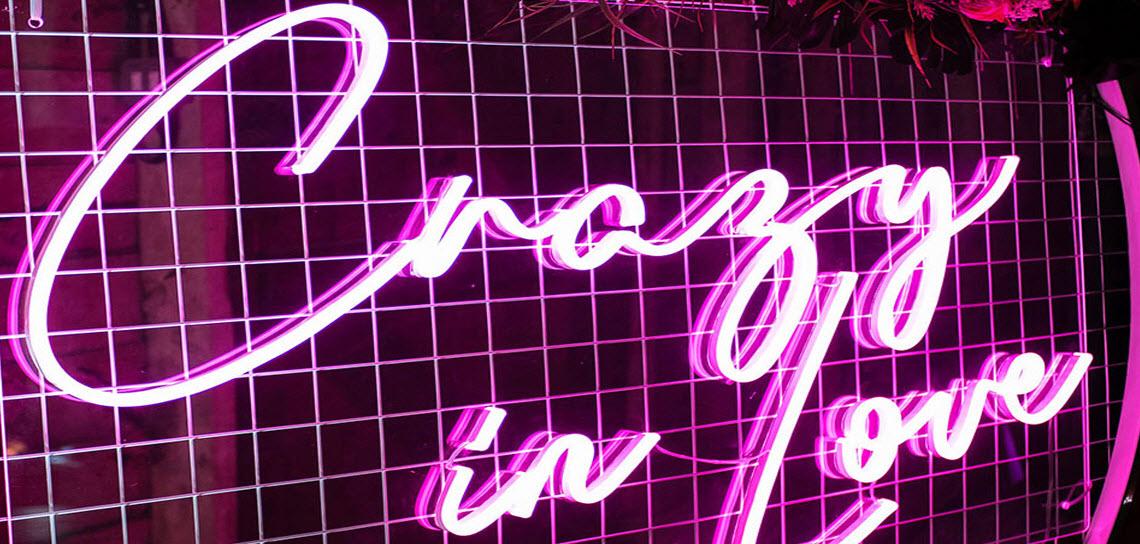 custom bar neon