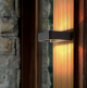 Ambiglow Exterior Sconce LED Light