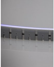 Pixel-Free LED Trim Flexible Mounting Channel