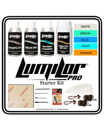 Lumilor PRO EL Paint 4oz Bundle
