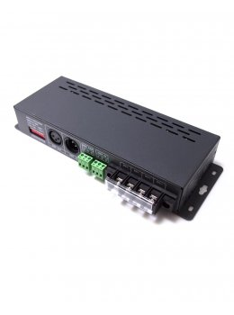 24 Channel LED DMX Decoder - Front