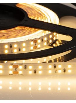 Wavelux 24V Fine Density Dual Row Micro LED Strip Light