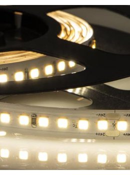 Wavelux 24V Extreme Output Fine Density LED Strip Light - 2.5m