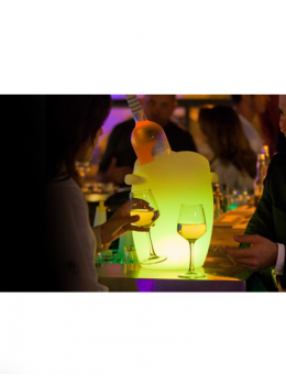Illuminati Chill LED Glow Bucket