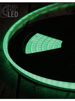 Auralux 24V Pixel-Free ECO RGB LED - 5M Strip