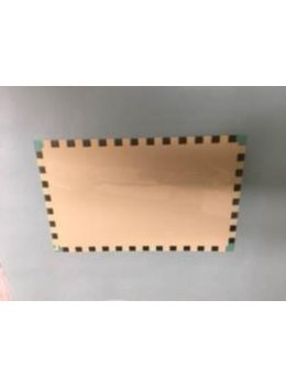 Prototyping Medium Long Rectangle EL Panel Kit