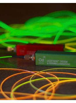 DualDrive Multicolored 15M ACCENT Laser Wire® System