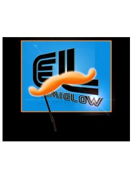 Electric Optics EL Mustache - EL Disguise