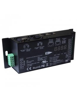 Auralux Flicker-Free DMX PWM RGBW LED Controller
