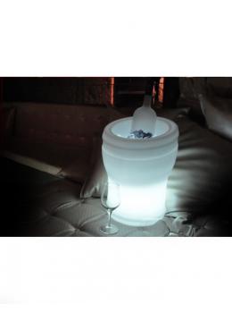 Illuminati LED Glow Ice Bucket