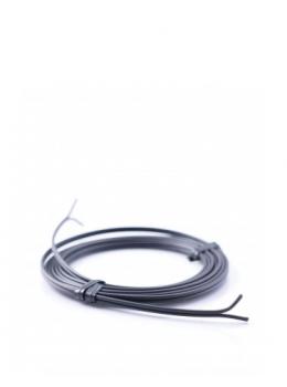 Black Lead Wire - 5 Feet Ellumiglow