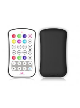 Auralux Retail Select RGBW Color Changing Remote - Front