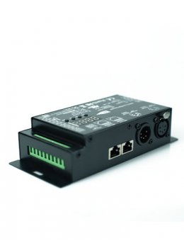 Auralux Flicker-Free DMX PWM RGBW LED Controller - Great For Film Production