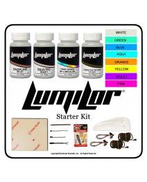 Lumilor BASE EL Paint 4oz Starter Kit