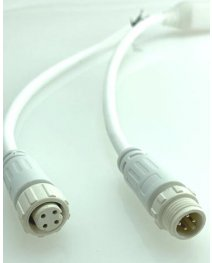 Pixel-Free LED Trim Control IP67 Connector