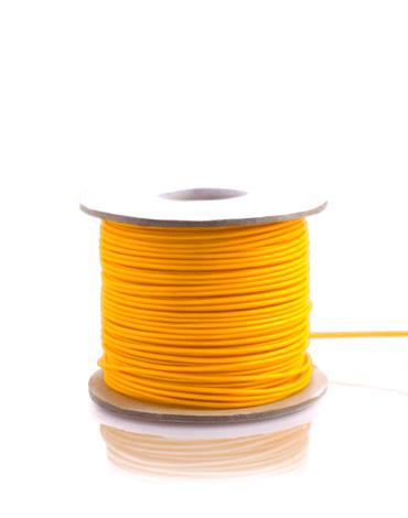 Ellumiglow Charged Orange El Wire Off
