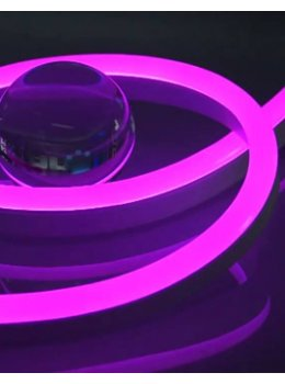 LED Neon Flex 2.0 RGB - Rounded Profile - 20m Reel