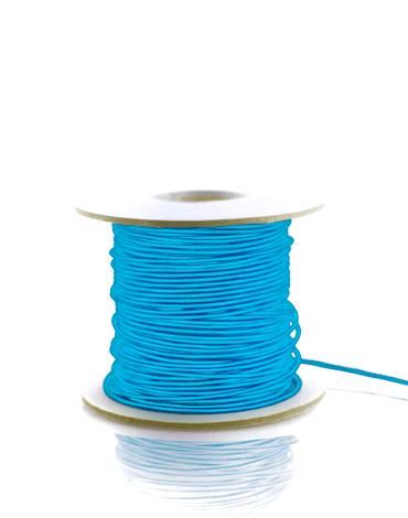 Ellumiglow Bawdy Blue El Wire Turned On