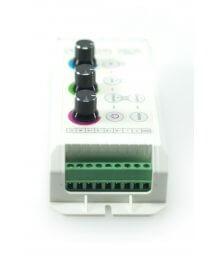 Auralux RGB LED Knob Dimmer
