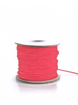 Electric Optics Brilliant Pink EL Wire Turned ON