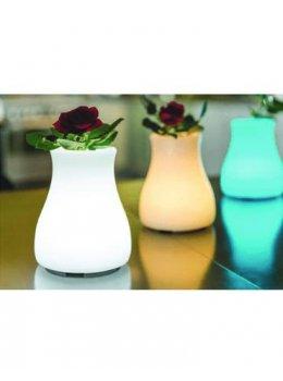 Smart & Green LED Glow Olio Vase