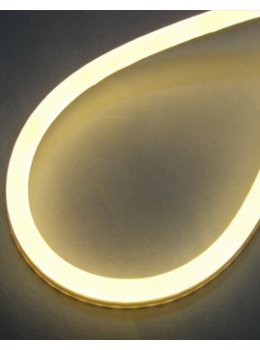 LED Neon Flex 2.0 White - Square Profile - 20m Reel