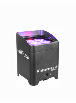 Chauvet Freedom Par Quad-4 Battery Operated LED Fixture Main