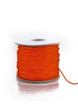 Ellumiglow Fiendish Red EL Wire Turned on