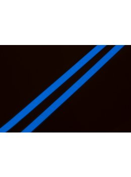 Blue Wide Panel