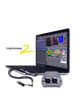Martin Light Jockey II Lighting Software Kit Main image