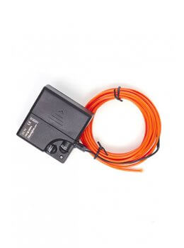 15ft EL Wire Kit - Ready Made With Battery Pack