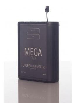 MEGA 200 DMX EL INVERTER