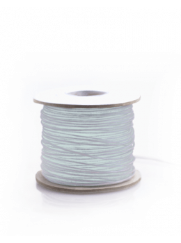 Ellumiglow Lavender White EL Wire Turned ON