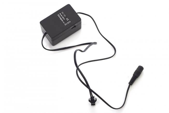 Electric Optics 12V EL Wire Inverter - 15-30ft