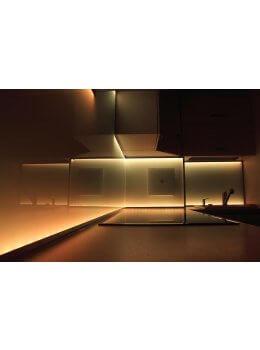 Wavelux 24V Pixel-Free LED Strip Light - 5M-Warm White