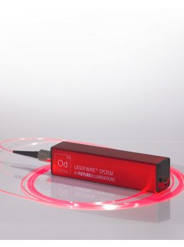 Laser Wire Opal Drive - Red