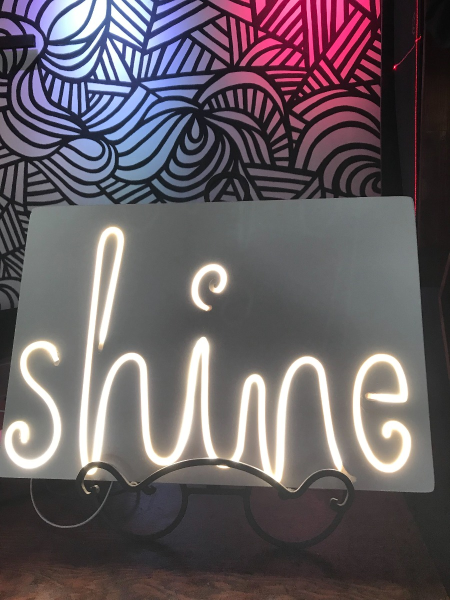 Diy Led Neon Sign With Pixel Free Trim