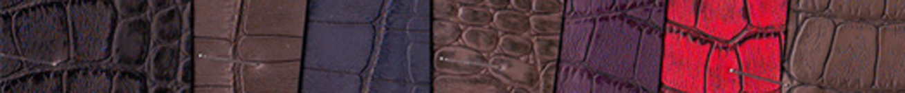 croc fabric swatch