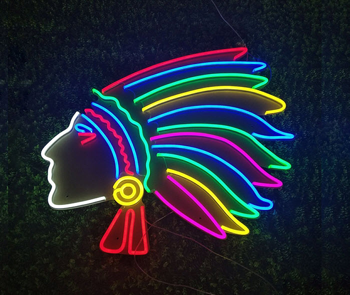 indian neon